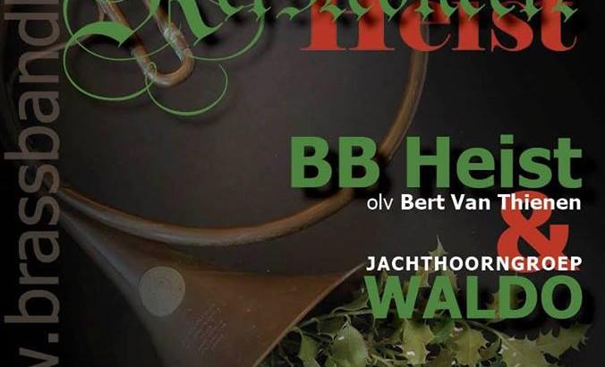 Afiche BBH en Waldo